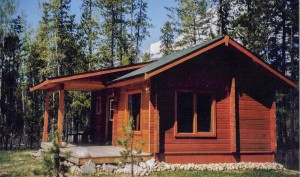 Mica Mountain Lodge Bear Cabin